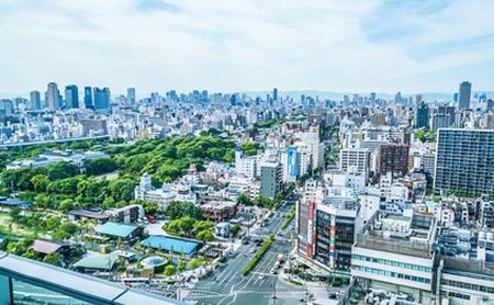 大阪ミナミ地区